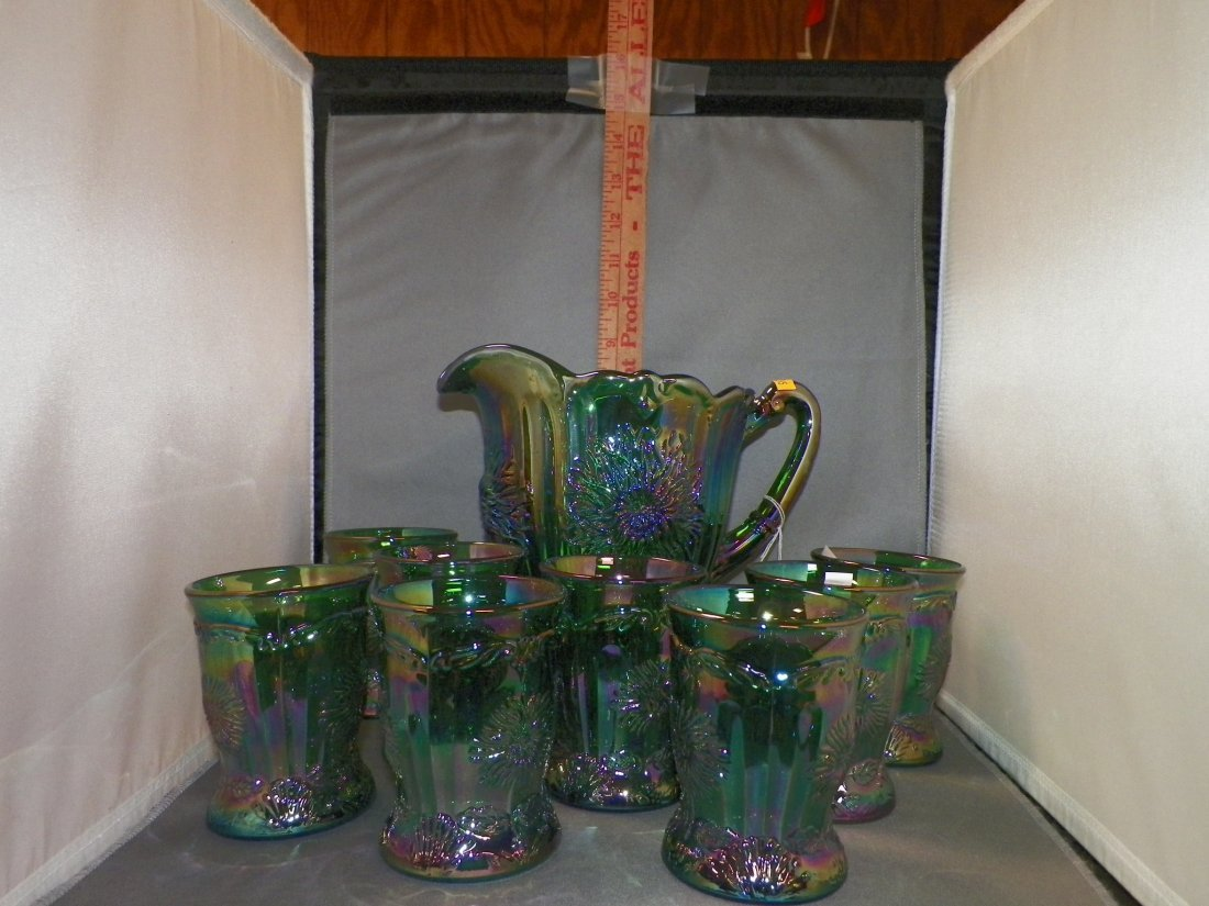 Mosser Glass Beverage Set