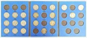 (19) Franklin Silver Half Dollar Coins