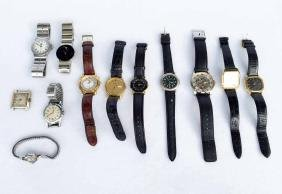 (12) Vintage Wrist Watches