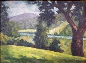 Caryl Harris Oil Painting