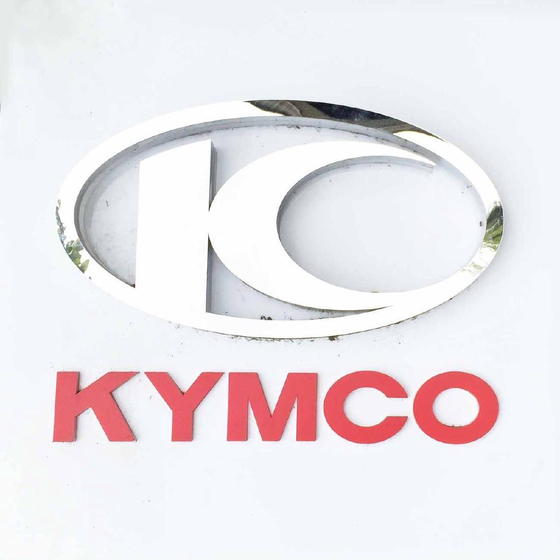 Kymco Sign