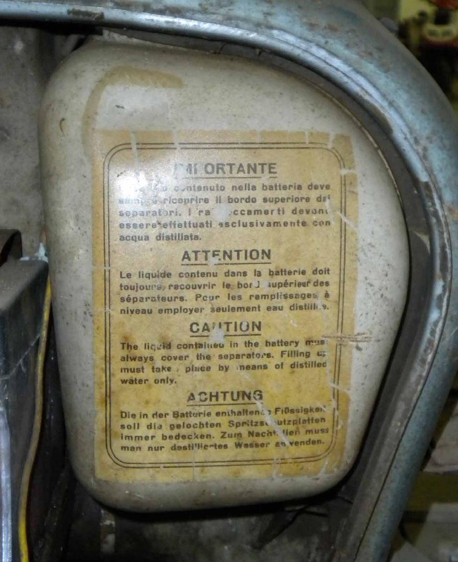 1962-65 Lambretta, Model TV175 Scooter - 11