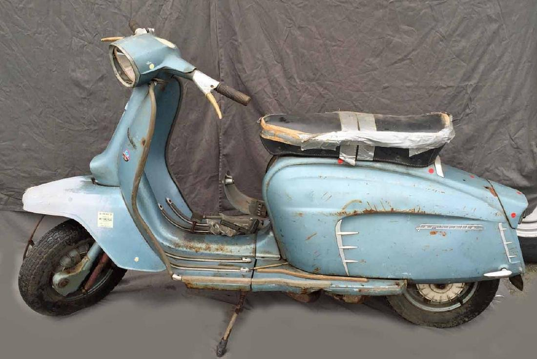 1962-65 Lambretta, Model TV175 Scooter - 2