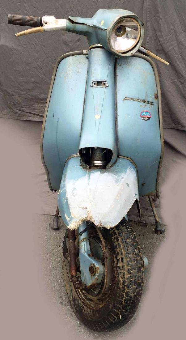 1962-65 Lambretta, Model TV175 Scooter - 3