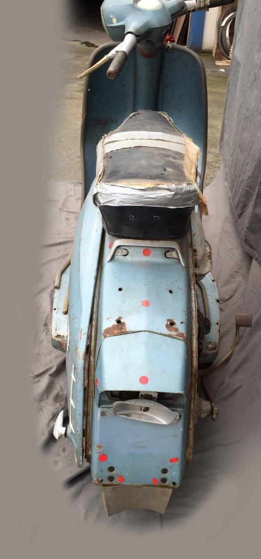 1962-65 Lambretta, Model TV175 Scooter - 4
