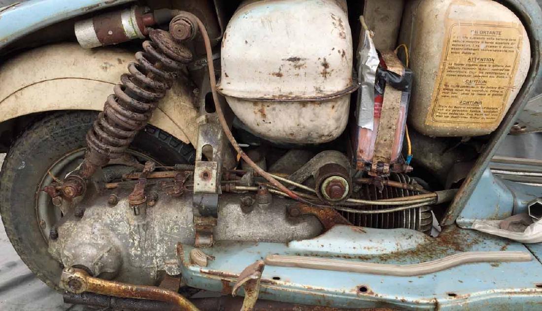 1962-65 Lambretta, Model TV175 Scooter - 8