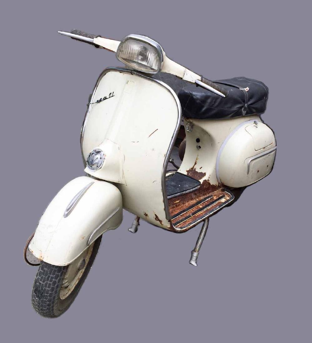 1964 Vespa 150 Gl Scooter