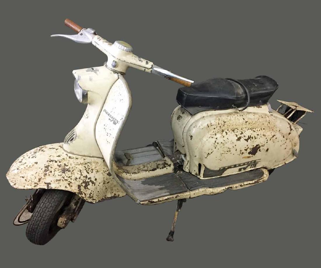 1958-59 Lambretta, TV175, Series 1 Scooter