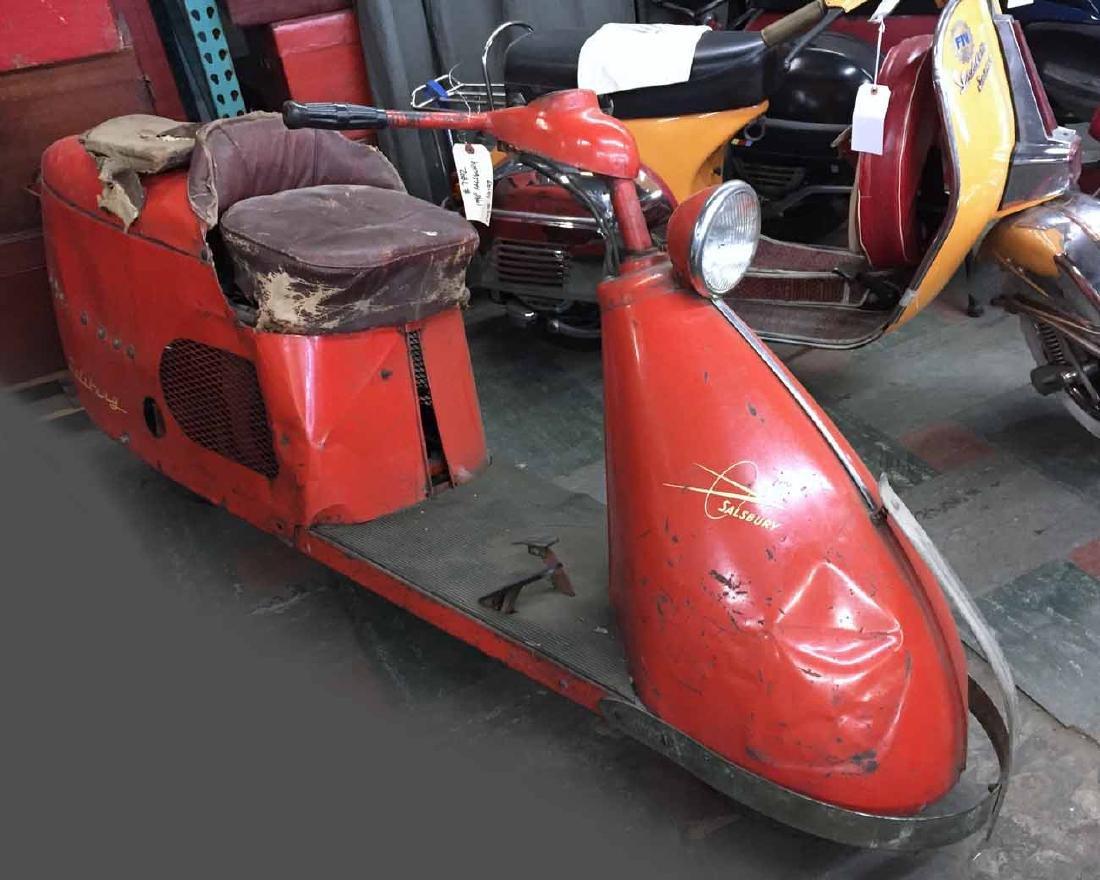 1948 Salsbury 85 Scooter