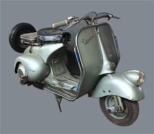 1948 Vespa Rod Model Scooter