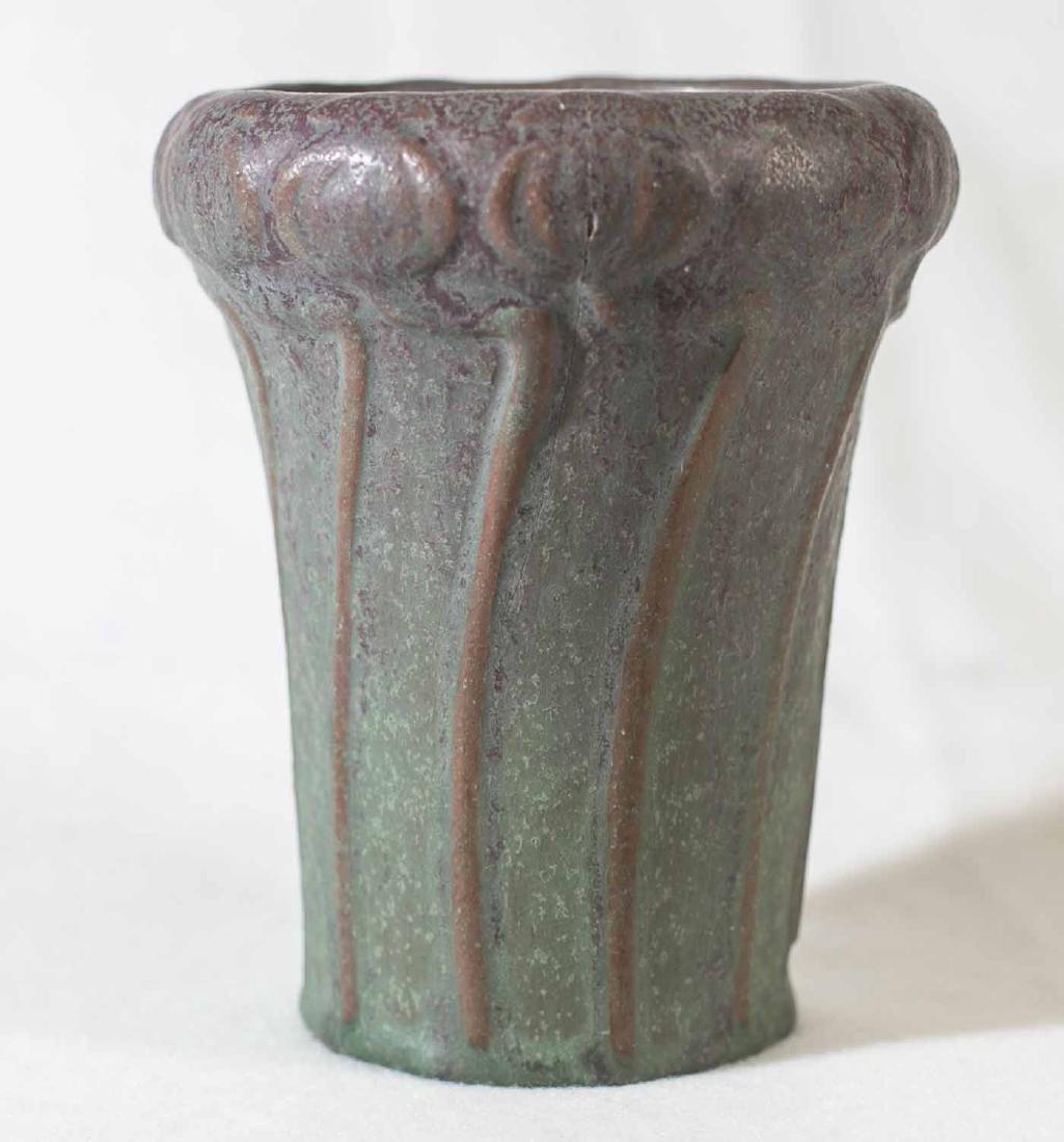 Van Briggle Poppy Pod Vase