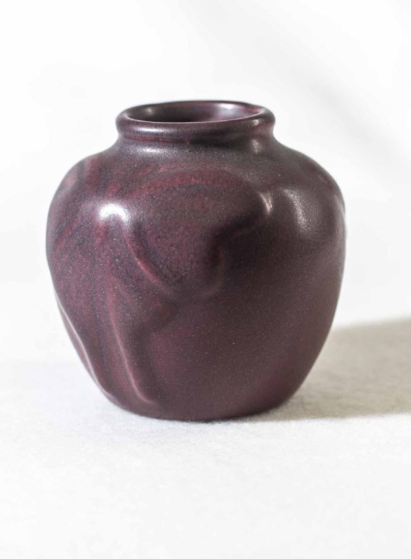 1917 Van Briggle Butterfly Vase