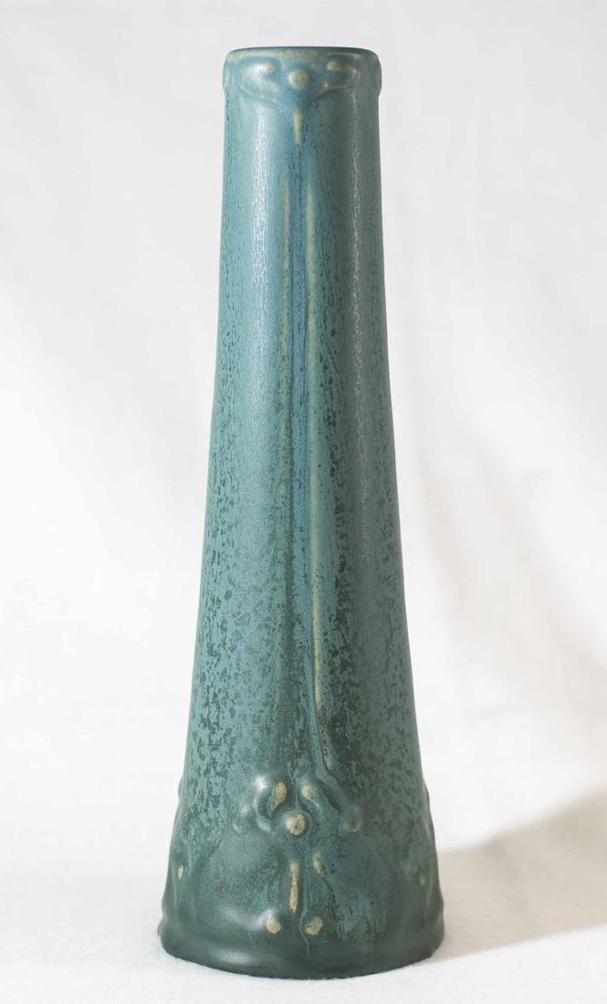"""Early Van Briggle Vase 10 1/4"""""""