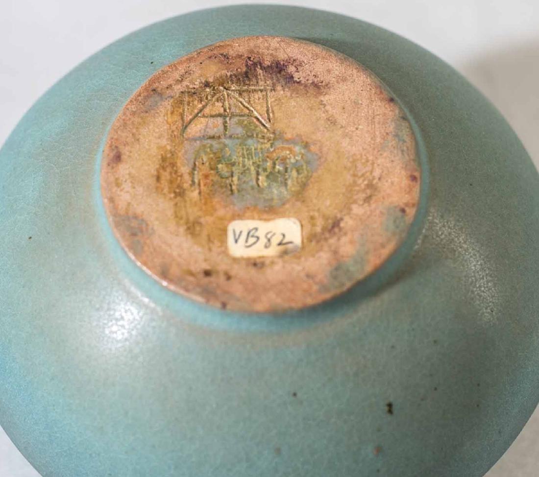 1919 Van Briggle Bowl - 4