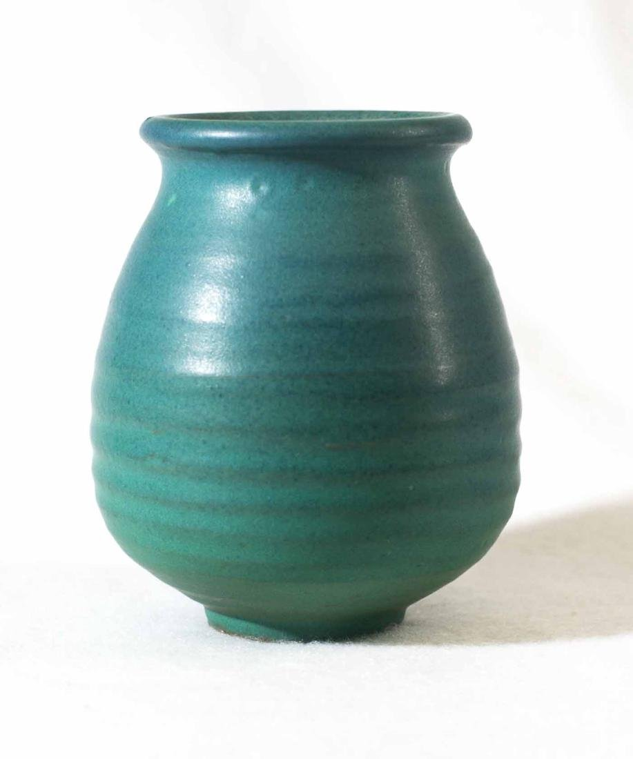 Newcomb Experimental Vase