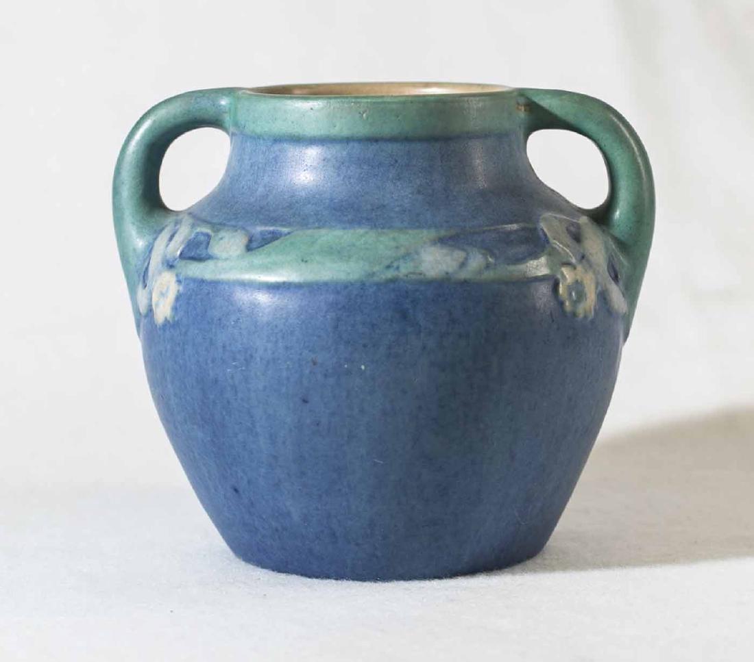 Sadie Irvine Newcomb Double Handle Vase