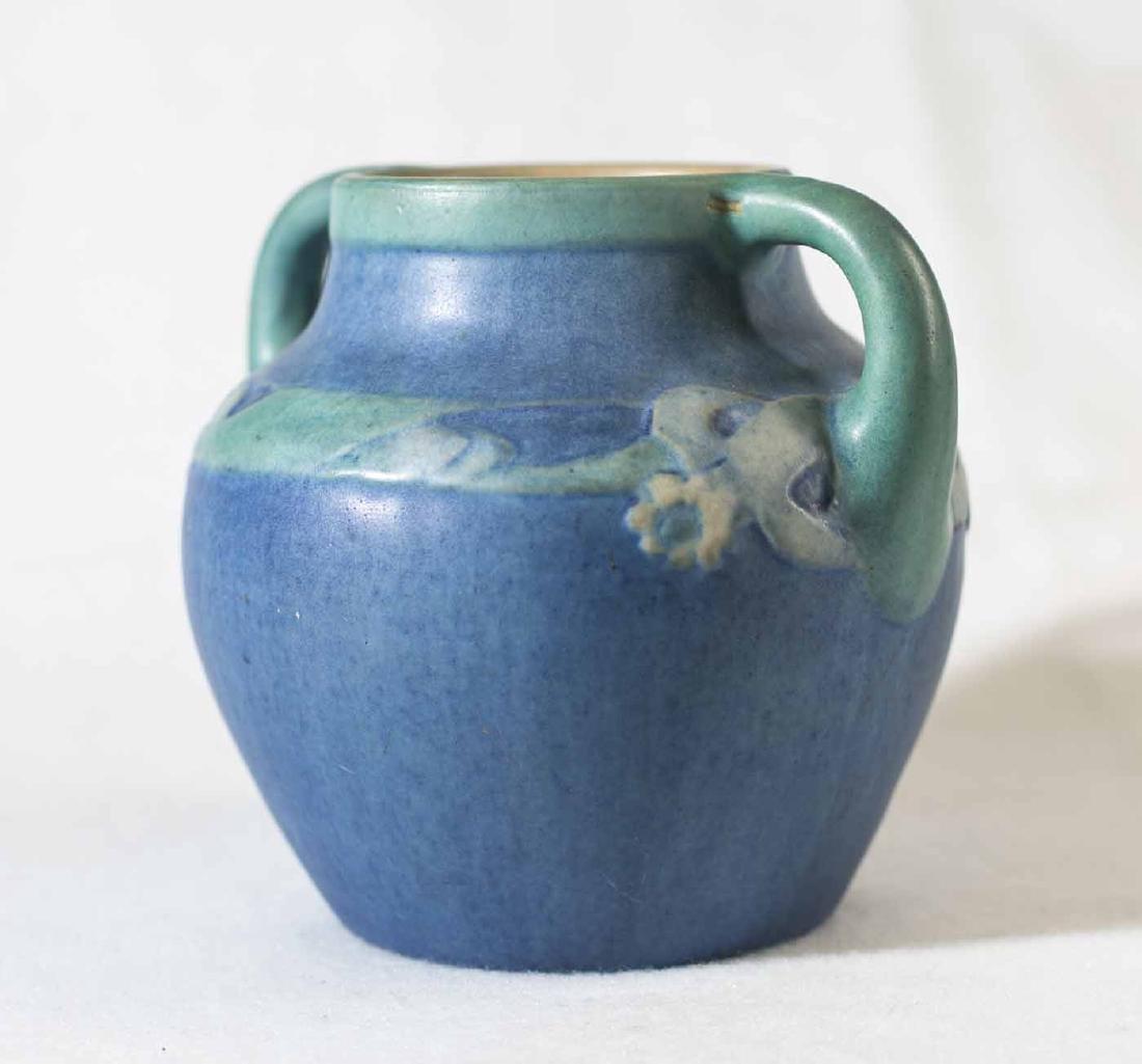 Sadie Irvine Newcomb Double Handle Vase - 2