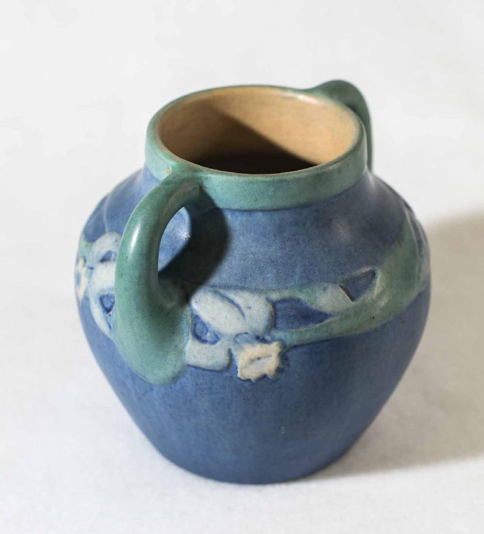 Sadie Irvine Newcomb Double Handle Vase - 3