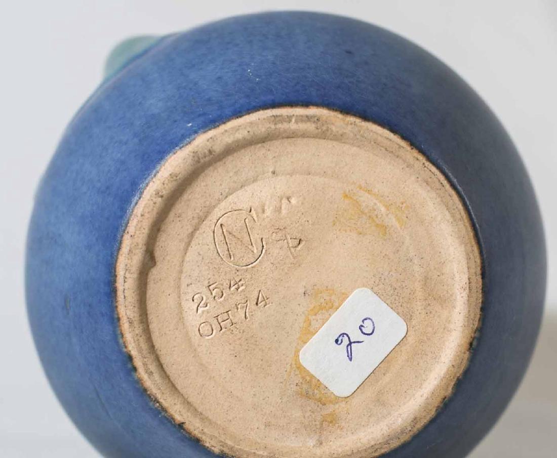 Sadie Irvine Newcomb Double Handle Vase - 5