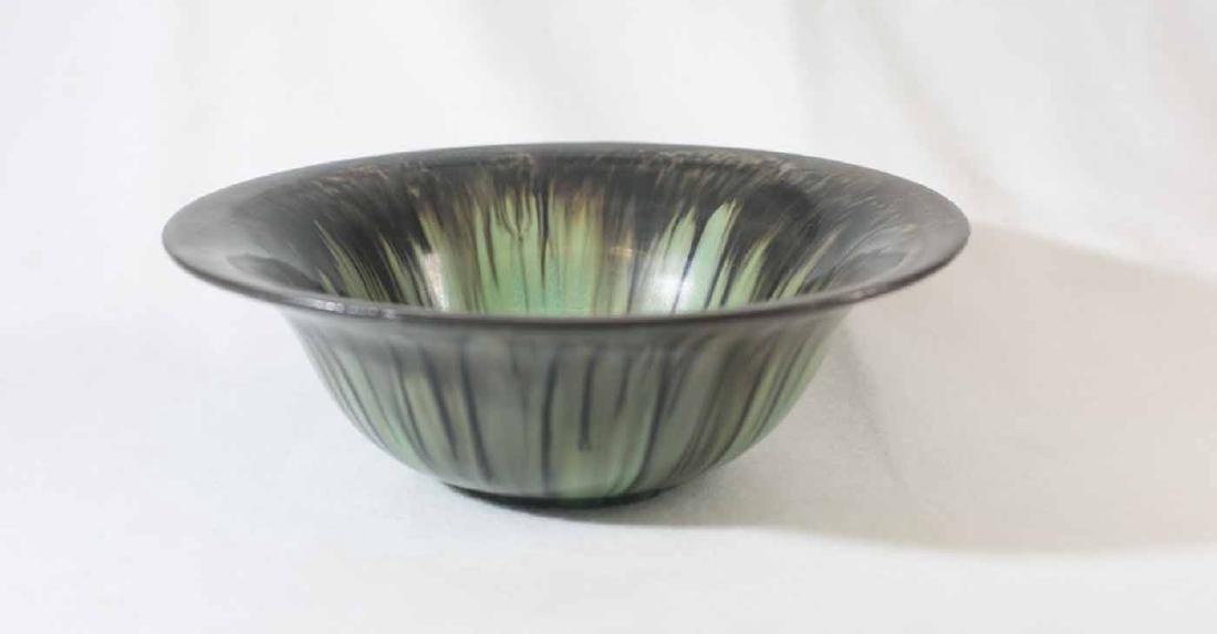 Fulper Bowl and Vase - 3