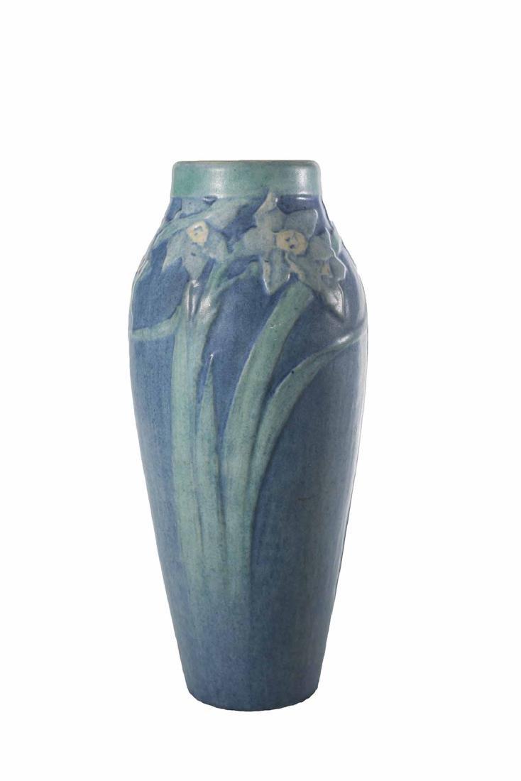 "Sadie Irvine 8 1/2"" Newcomb Vase - 2"
