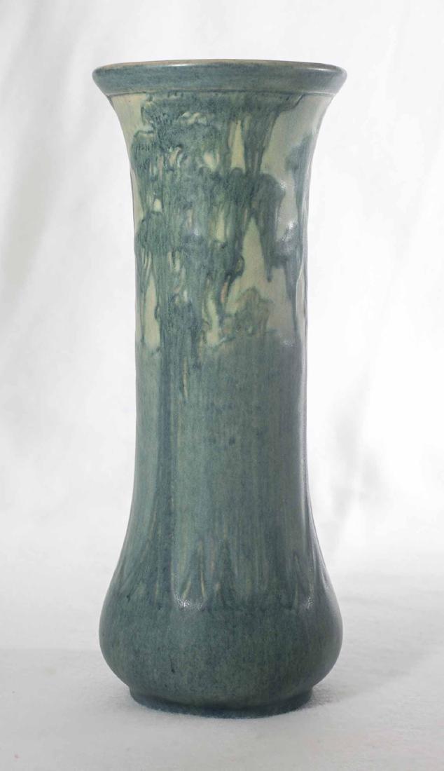"Anna Frances Simpson 8 3/4"" Newcomb Vase"