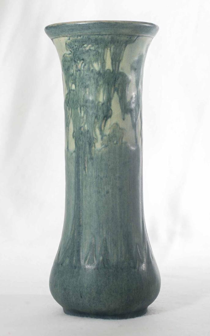 "Anna Frances Simpson 8 3/4"" Newcomb Vase - 2"