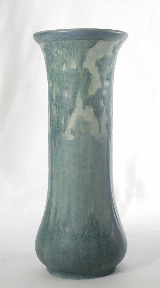"Anna Frances Simpson 8 3/4"" Newcomb Vase - 4"