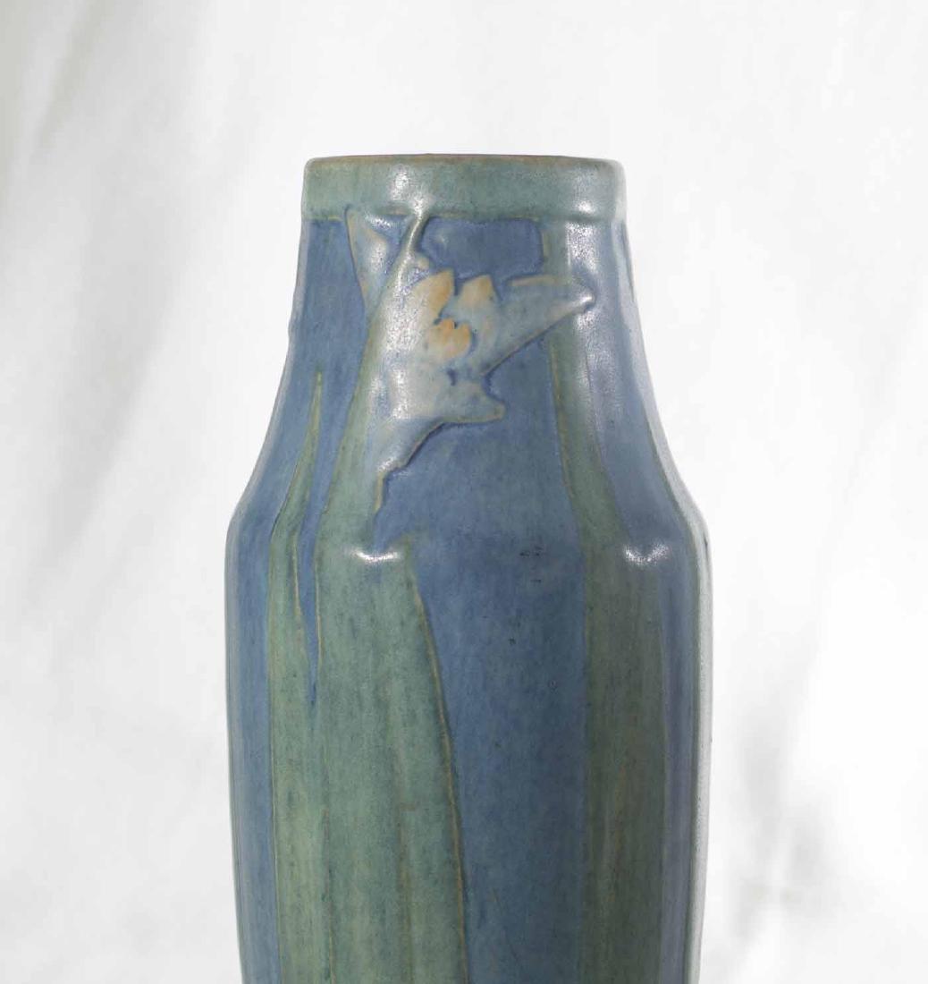 "Sadie Irvine 8 1/4"" Newcomb Vase - 2"