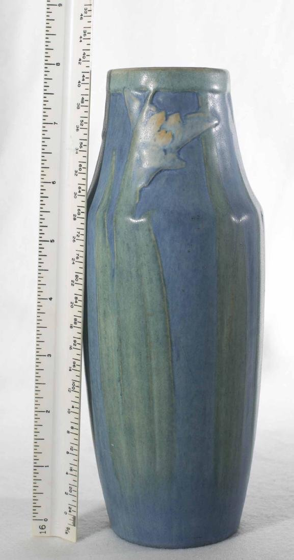 "Sadie Irvine 8 1/4"" Newcomb Vase - 6"