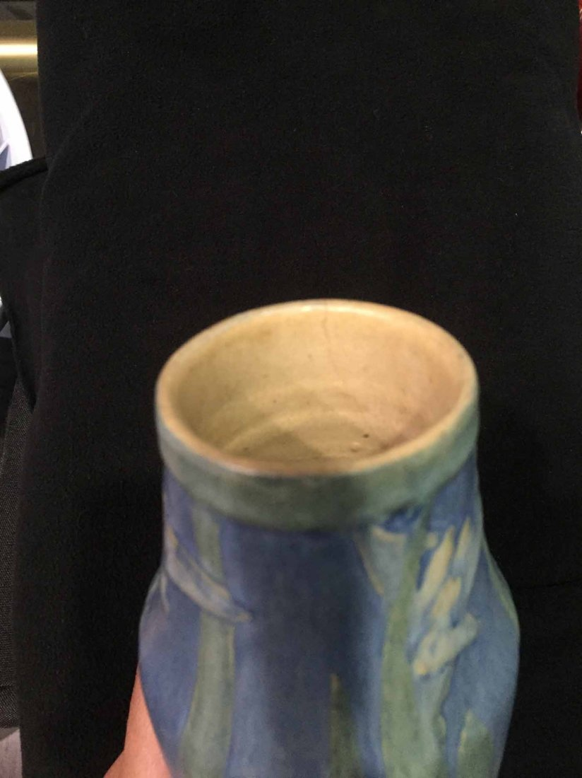 "Sadie Irvine 8 1/4"" Newcomb Vase - 7"