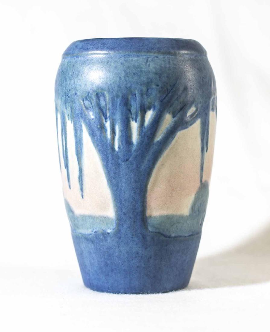 Sadie Irvine Newcomb Vase