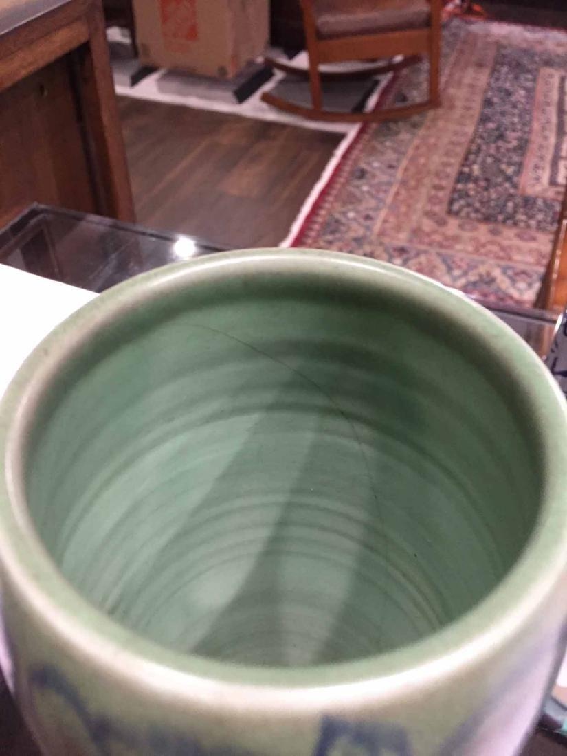 1925 Cora Crofton Rookwood Vase - 6