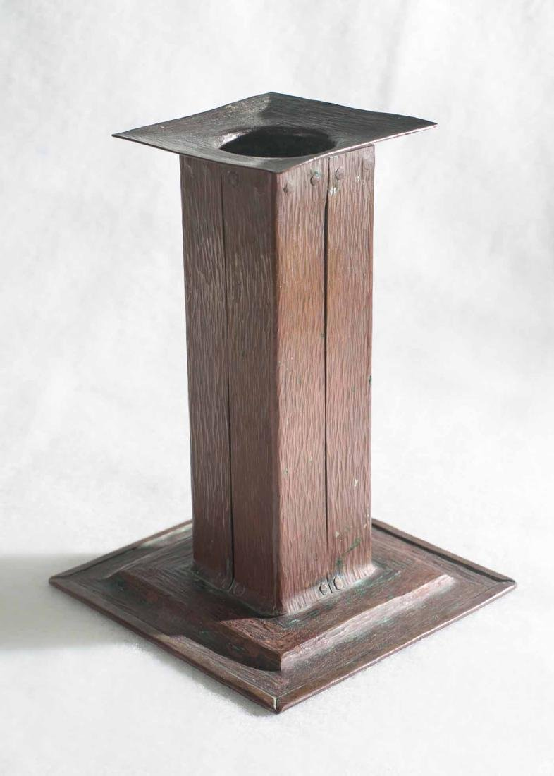 Art and Craft Page Laughlin Studio Candlestick.