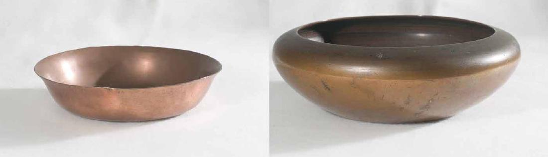 Jauchen's Olde Copper Shop Bowls
