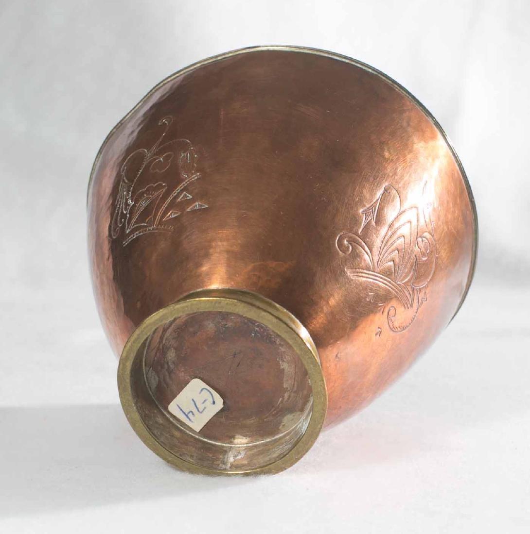 Wiener Werkstatte Brass Cup - 6