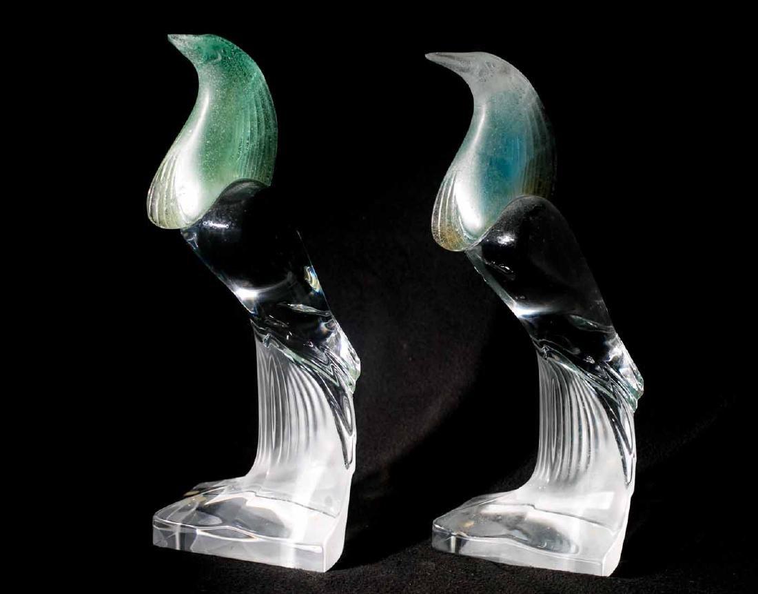 Daum Crystal Birds