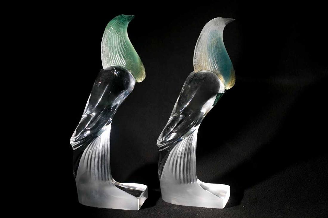 Daum Crystal Birds - 3