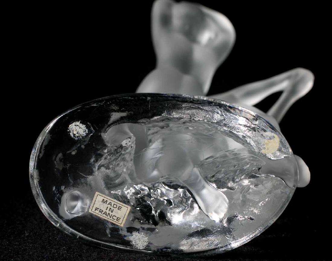Lalique Deux Danseuses Crystal Figurine - 6