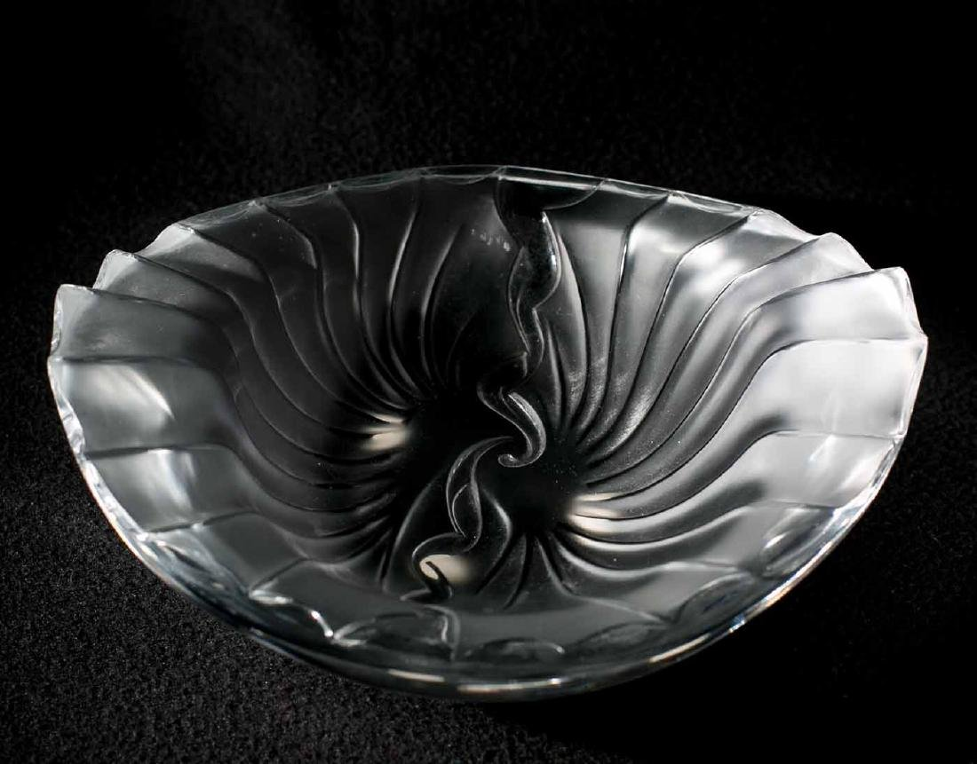 Lalique Nancy Cendrier Bowl
