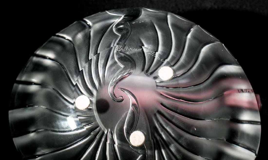 Lalique Nancy Cendrier Bowl - 3