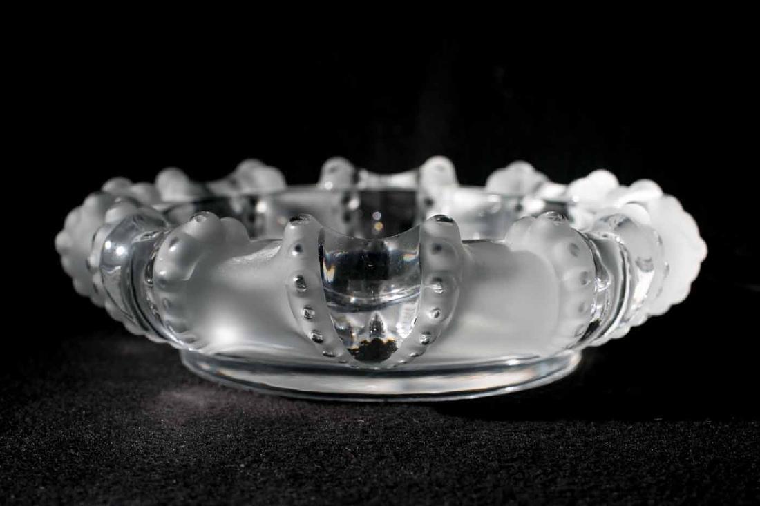 Lalique Cannes Bowl - 2