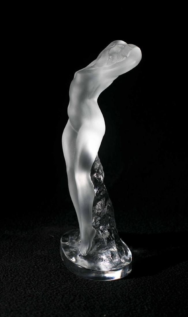 Lalique Danseuse Bras Baisse Figure - 2