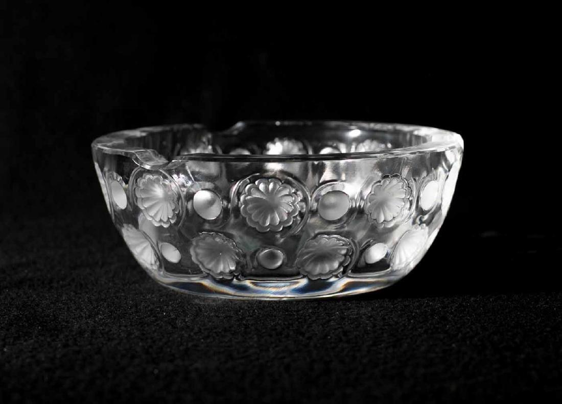 Lalique Tokyo Ash Tray Bowl - 2