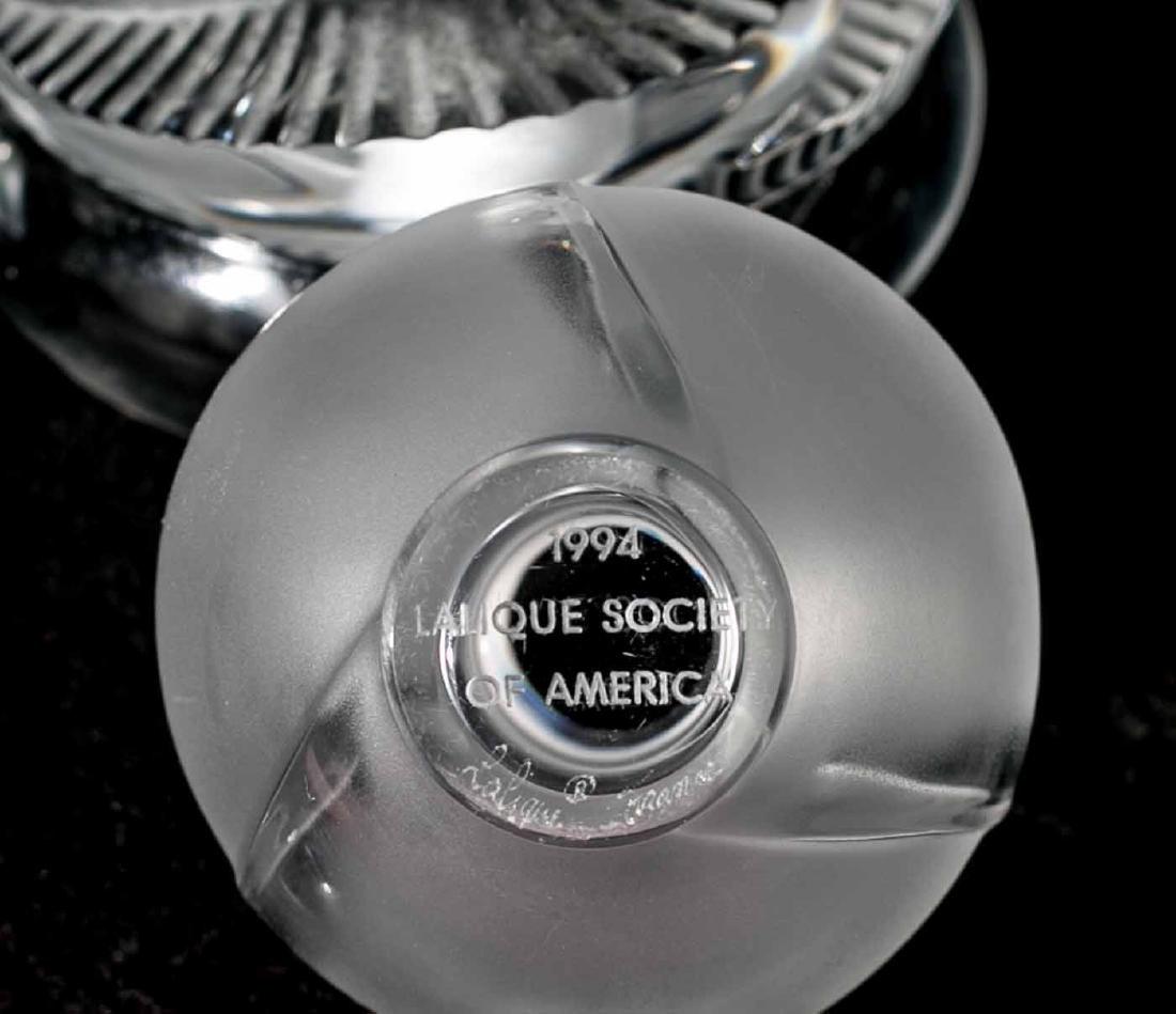 Lalique Perfume Bottles - 4