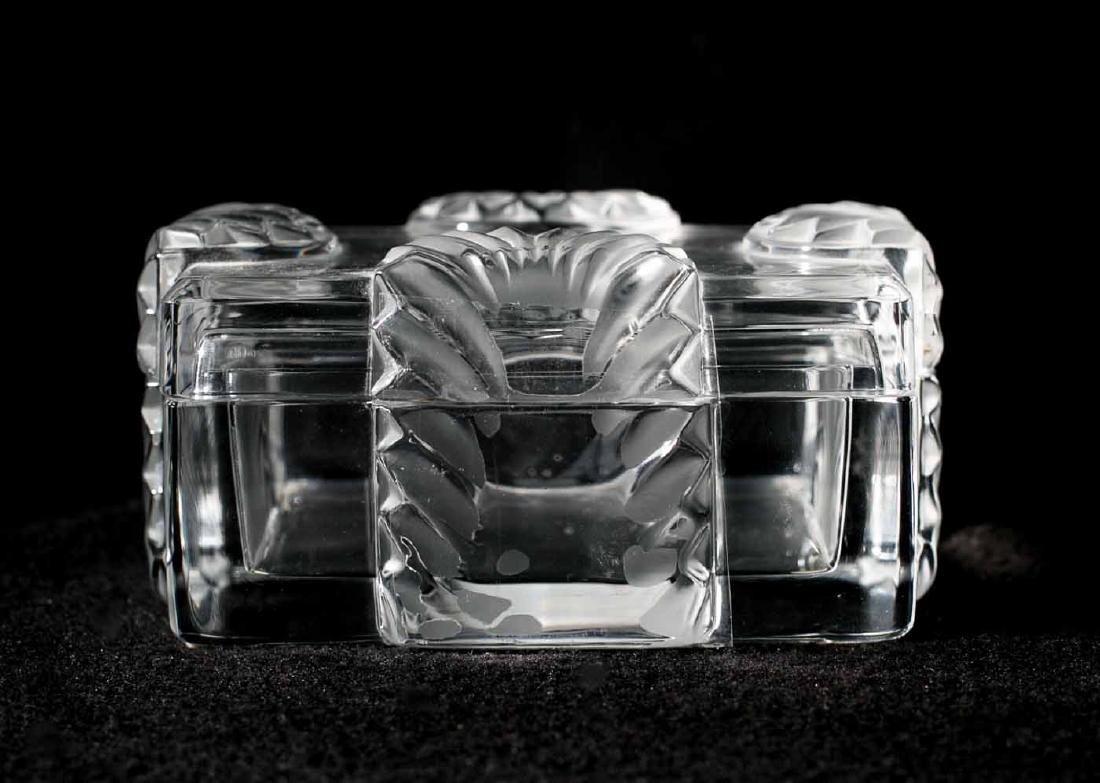 Lalique Jewelry Box - 2