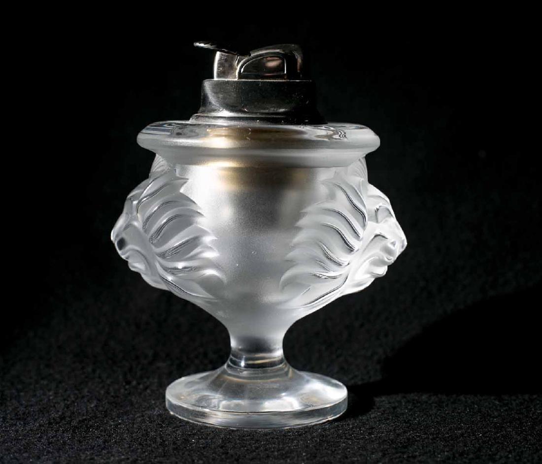 Lalique Lion Lighter