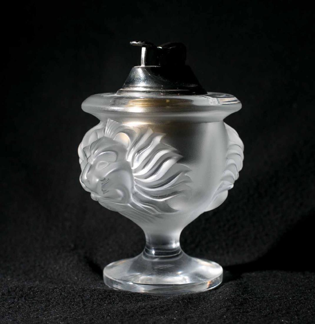 Lalique Lion Lighter - 2
