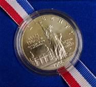 (9) US Silver Commemorative Coins