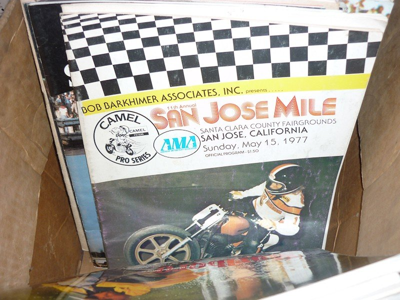 77: Vintage Motorcycle Magazines - 6